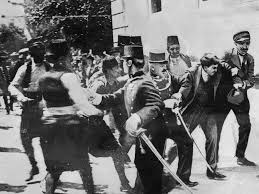 Gavrilo Princip Mistaken Photo